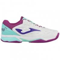 Adidasi tenis Tace Pro Joma 711 Fluor toate suprafetele pentru Dama