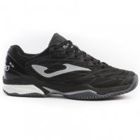 Adidasi tenis Tace Pro Joma 901 negru toate suprafetele Barbat