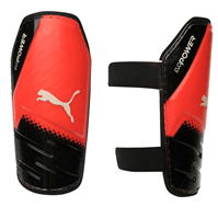 Aparatori Puma EvoPower 5 3 pentru Barbat rosu negru