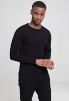 Bluza cu maneca lunga Fitted Stretch LS Tee Urban Classics