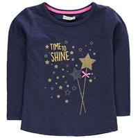 Bluza cu maneca lunga Crafted pentru fete pentru Bebelusi