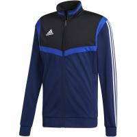 Bluza de trening Adidas Tiro 19 Pes JKT bleumarin DT5785 Barbat teamwear pentru Copil adidas teamwear