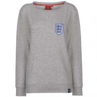Bluza de trening FA Anglia cu guler rotund pentru Dama