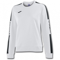 Bluza de trening Joma Champion Iv alb-negru pentru Dama
