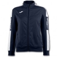 Bluza de trening Joma Champion Iv bleumarin-alb pentru Dama