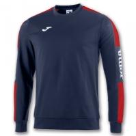 Bluza de trening Joma Champion Iv bleumarin-rosu