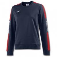 Bluza de trening Joma Champion Iv bleumarin-rosu pentru Dama