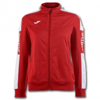 Bluza de trening Joma Champion Iv rosu-alb pentru Dama