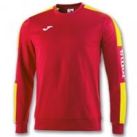 Bluza de trening Joma Champion Iv rosu-galben