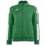 Bluza de trening Joma Champion Iv verde-alb pentru Dama