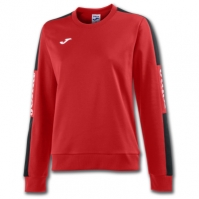 Bluza de trening Joma Champion Iv rosu-negru pentru Dama
