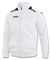 Bluza de trening Joma Cremallera Champion II alb