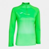Bluza de trening Joma Elite Vii Fluor verde-alb fosforescent