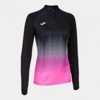 Bluza de trening Joma Elite Vii negru-fluor roz-alb