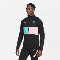 Bluza de trening Nike Barcelona negru roz