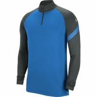 Bluza de trening Nike Dry Academy Dril Top albastru gri BV6916 406 pentru Barbat