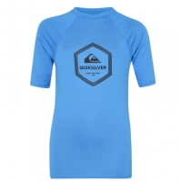 Bluza inot Quiksilver SS Jn03 albastru