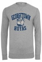 Bluza maneca lunga Georgetown Hoyas gri deschis Merchcode