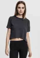 Bluza cu maneca scurta Burnout pentru Dama Urban Classics