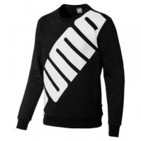 Bluza sport Puma Big Logo pentru Barbat negru