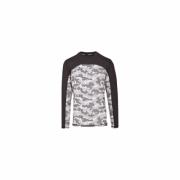 Bluza termala Barbat Drill Grey Trespass