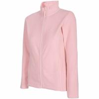 Bluze 4F Allover Light roz NOSD4 PLD300 56A pentru Dama