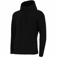 Bluze Barbat 4F negru intens H4Z19 PLM070 20S