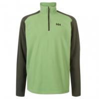 Bluze cu fermoar Helly Hansen Day Break Half Top pentru Barbat verde