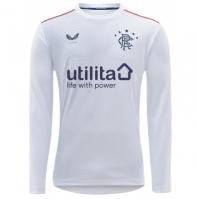 Bluze portar fotbal Castore Rangers Acasa 2020 2021 pentru Copil alb