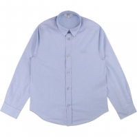 BOSS Long-Sleeved Shirt albastru 77d