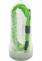 Bratara TubeBlet verde-neon Tubelaces