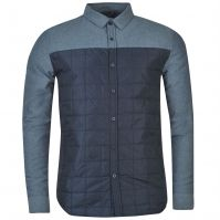 Camasa Fabric Quilted Nylon pentru Barbat