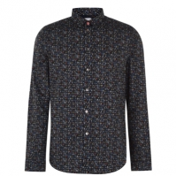Camasa PS by Paul Smith PS Rope Print Sn03 multicolor