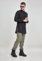 Camasa Side-Zip Long Checked Flanell Urban Classics