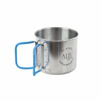 Cana ALB termic 400ml 658