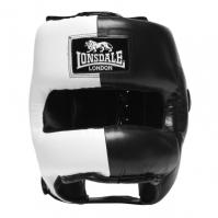 Casca protectie Lonsdale Barn Burner Face Saver Boxing pentru adulti