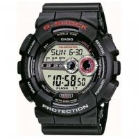 Ceas Casio G Shock Alarm Chronograph pentru Barbat negru