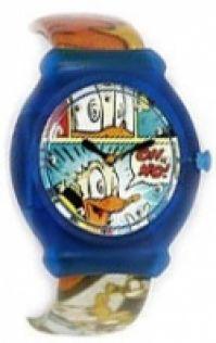 Ceas Disney Snap (fossil Group) Mod Donald Duck - Kid Clip
