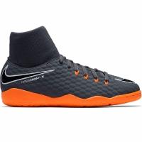 Adidasi fotbal Nike Hypervenom Phantom X 3 Academy DF IC AH7291 081 Copil