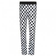Colanti DKNY print negru alb m41