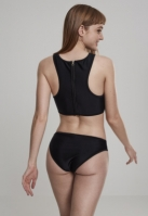 Costum de baie bikini Surf pentru Dama negru Urban Classics