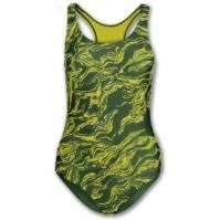 Costum de Inot Joma verde-negru pentru Dama