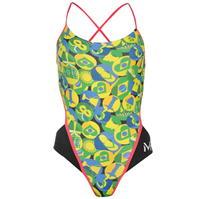 Costum de Inot Aqua Sphere Michael Phelps Rio cu spatele gol pentru Dama