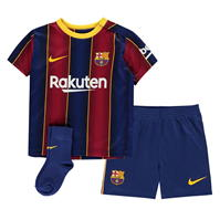 Costumase bebelusi cu echipe fotbal Nike Barcelona 2020 2021