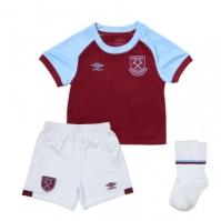 Costumase bebelusi cu echipe fotbal Umbro West Ham United 2020 2021