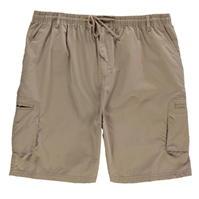 Pantaloni scurti cargo D555 Nick pentru Barbat nisip