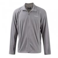 Bluza termica Donnay cu fermoar pentru Barbat alb gri