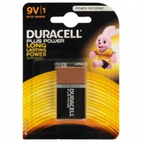 Duracell Duracell Plus Power 9v Battery