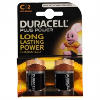Duracell Duracell Plus Power C Batteries