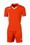 Echipament fotbal Monviso Aranciobianco Max Sport